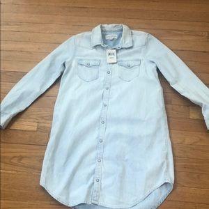 NWT Western Style Shirt Dress